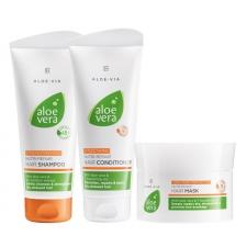 Detail produktu Aloe Vera Nutri-Repair séria vlasovej starostlivosti