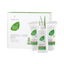 Detail produktu Aloe Vera špeciálny box pre starostlivosť o pokožku