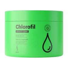 Detail produktu krém Duolife Beauty Care Chlorofil Body Scrub