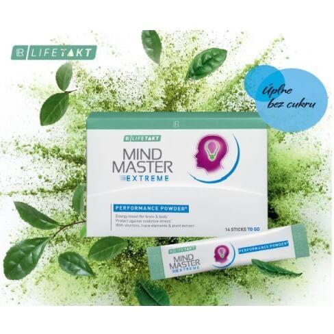 Mind Master Extreme - energia z guarany, Aloe vera, B vitamínu