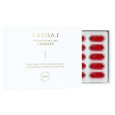 Detail produktu Výživové doplnky na pleť Lazizal Advanced Face Lift Capsules