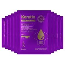 Detail produktu Vzorka šampónu na vlasy DuoLife Keratin Hair Complex Advanced Formula