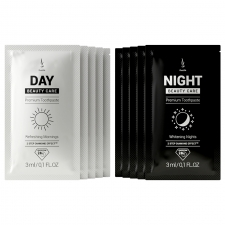 Detail produktu Vzorka zubnej pasty DuoLife Beauty Care Den & Noc