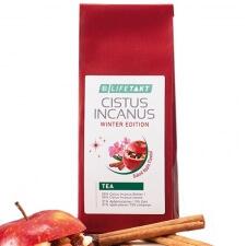 Detail produktu Zimný čas s jablkami a škoricou Cistus Incanus